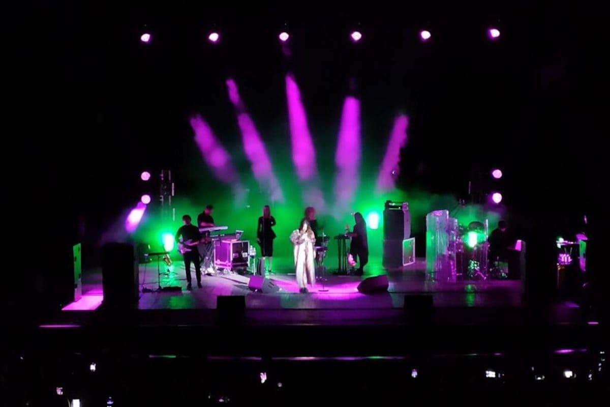 Концерт Джамалы, Музкомедия