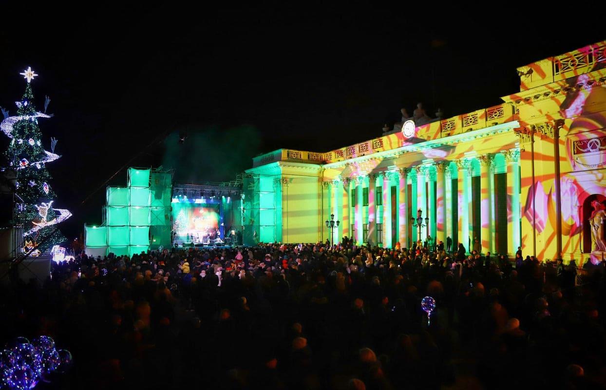 Новый 2020 Год, Одесса